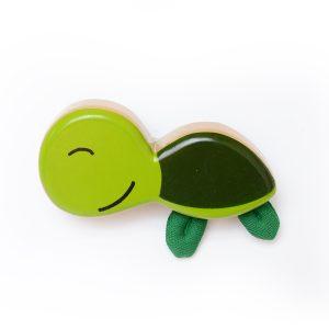 Sonajero de animales tortuga