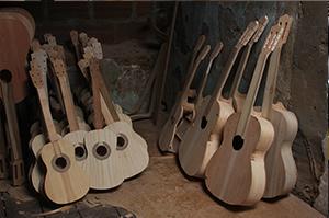 Guitarras al por mayor