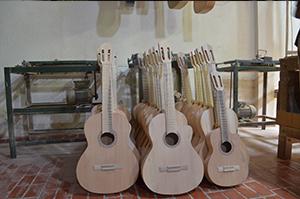 Guitarras de exportación