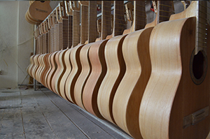 Guitarras Luthiers