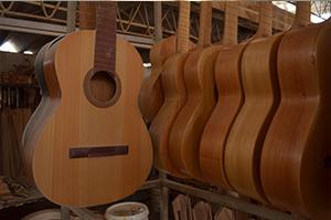 Mejores guitarras colombianas