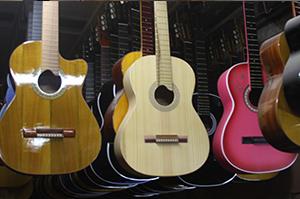 Red Faisán Constructores de Guitarras