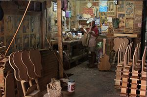 Taller de guitarras en Bucaramanga