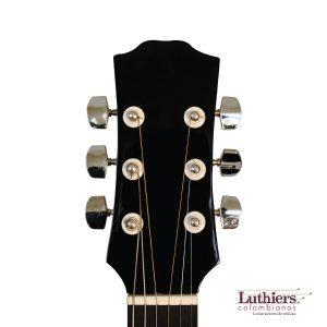 Guitarra electroacústica de 4 canales
